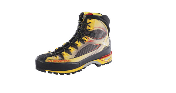 La Sportiva Trango Cube GTX - Chaussures - jaune/noir